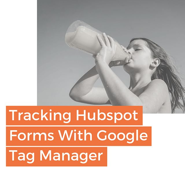 The HJ team looks at how to effectively track HubSpot forms and send the information to Google Analytics & Facebook. . . . This article is a little technical, so we won't scare you off by explaining it all in a caption. Instead, we encourage you to read more about how to send Hubspot form details to Google Analytics and Facebook, plus to grab a copy of a free GTM Container Template, by clicking the link in bio. ✅✅✅✅
