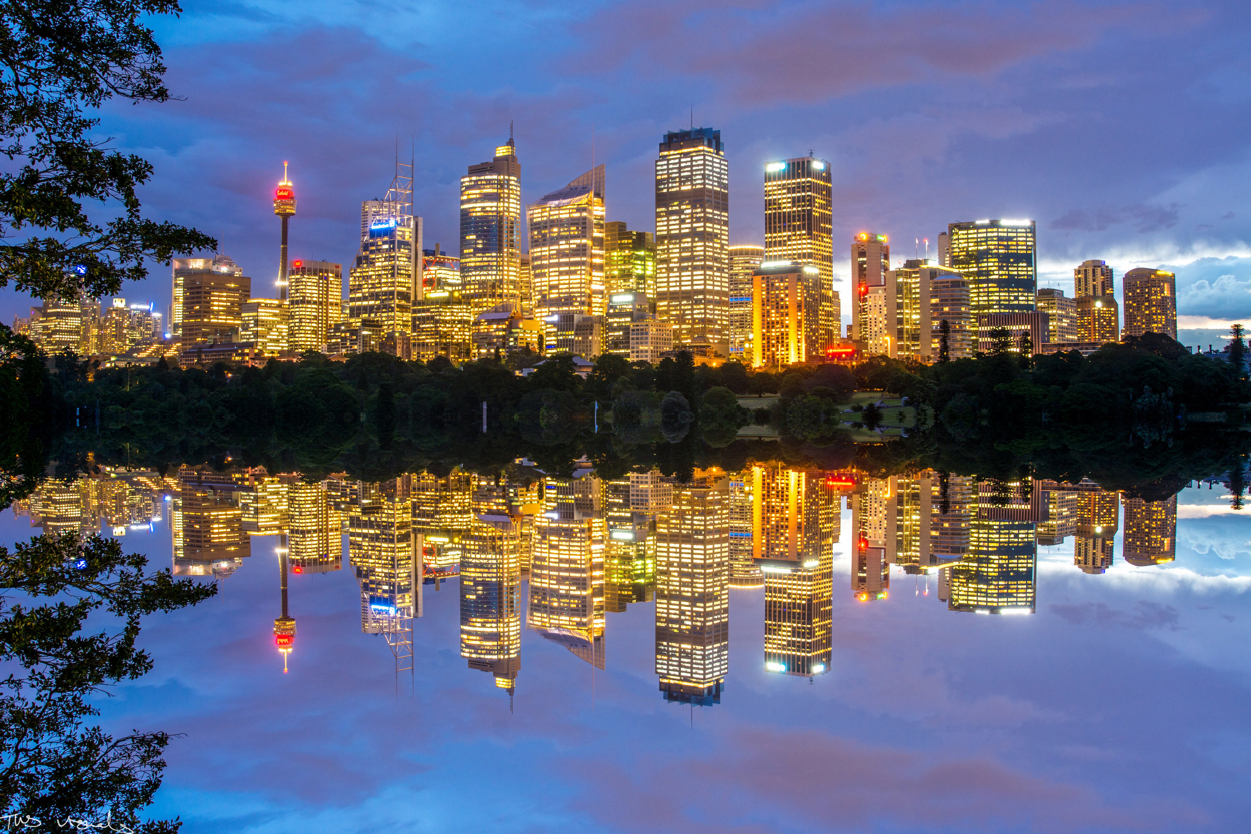 Mirrored Sydney.jpg