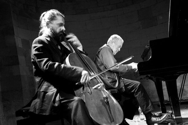 Antoni O' Breskey & Davide Viterbo live Festival Time Zones, Bari, 2016