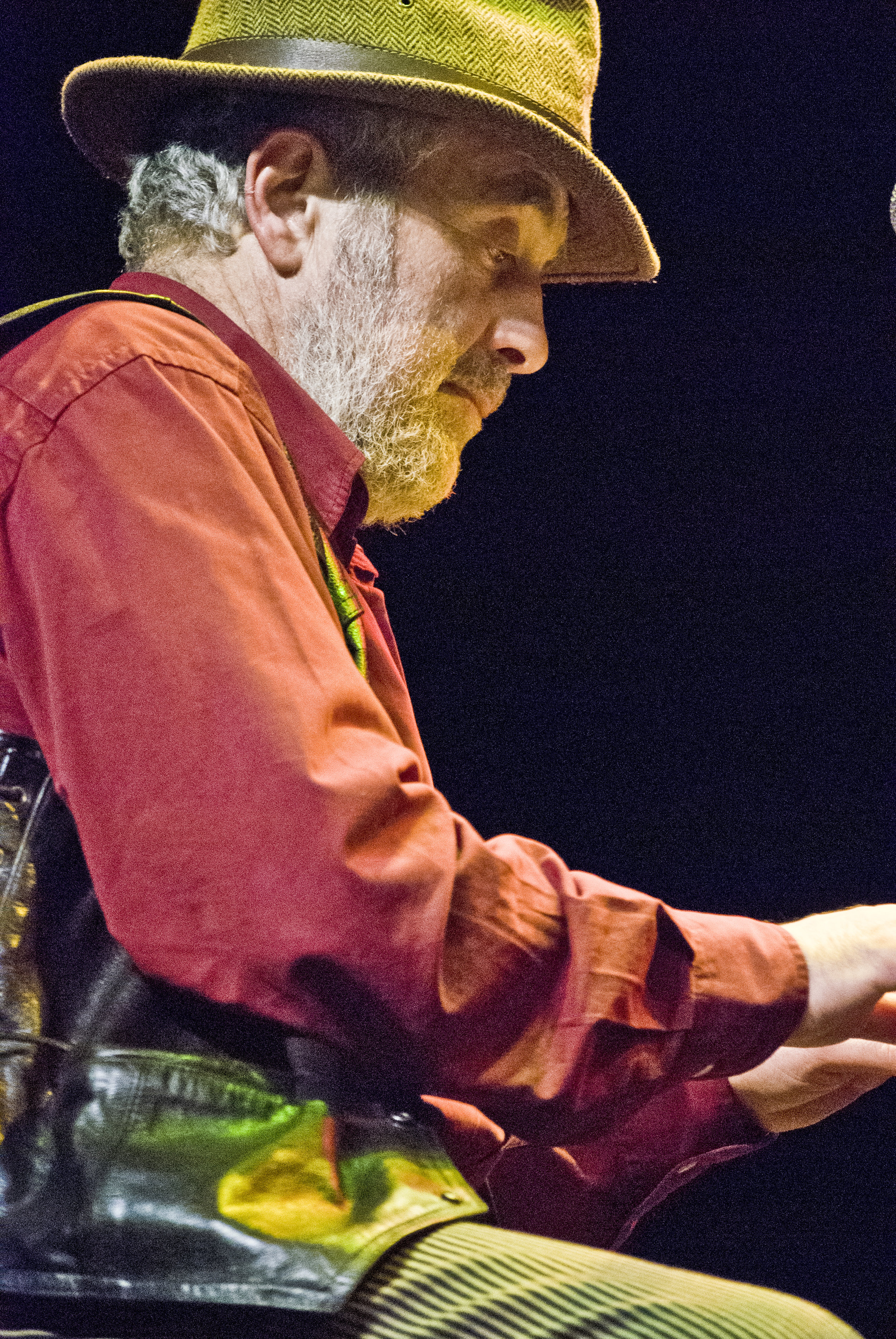 Antoni O' Breskey Live OBI HALL, FLORENCE