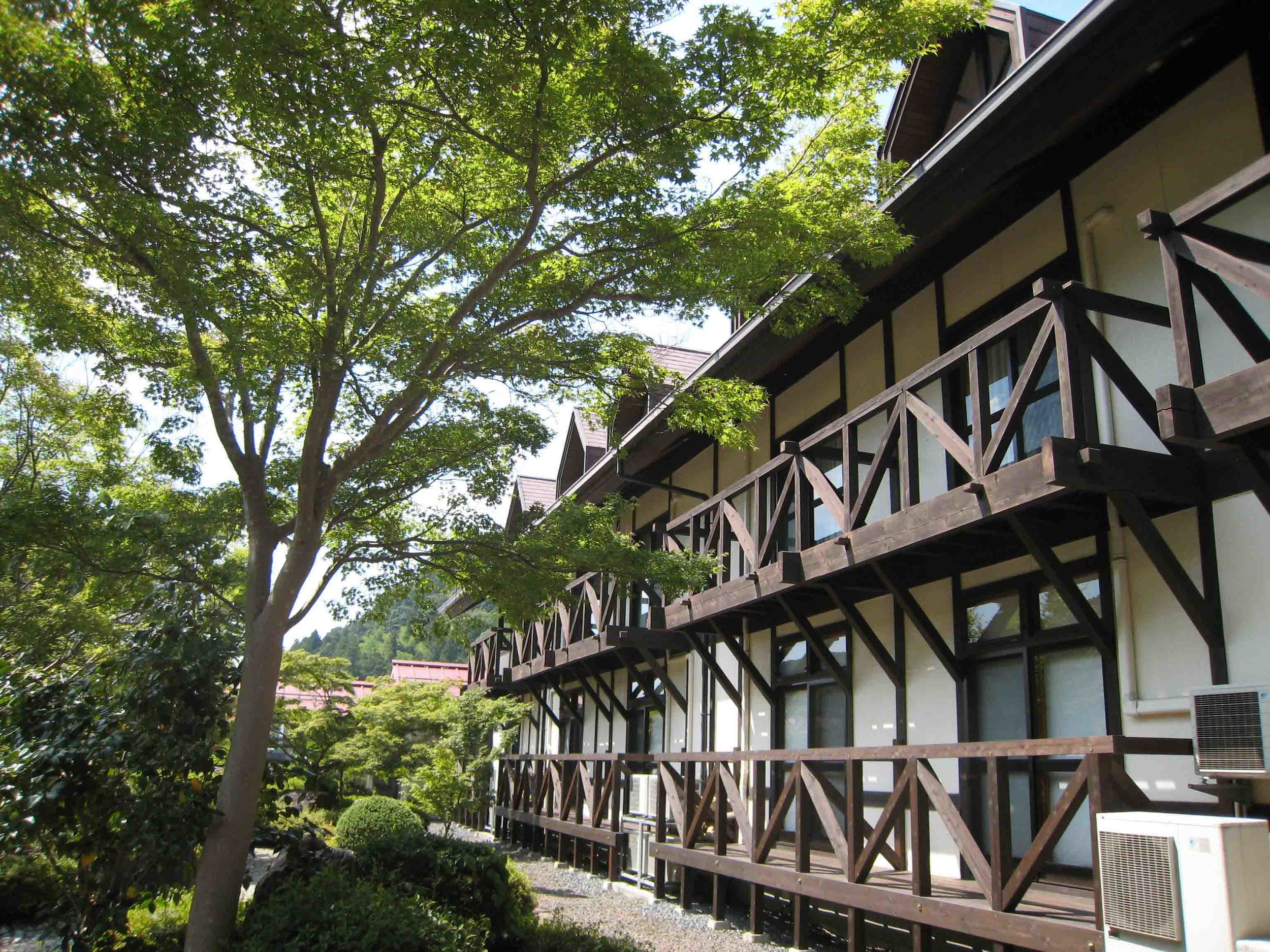 Hosenbo Lodge- a therapeutic onsen resort