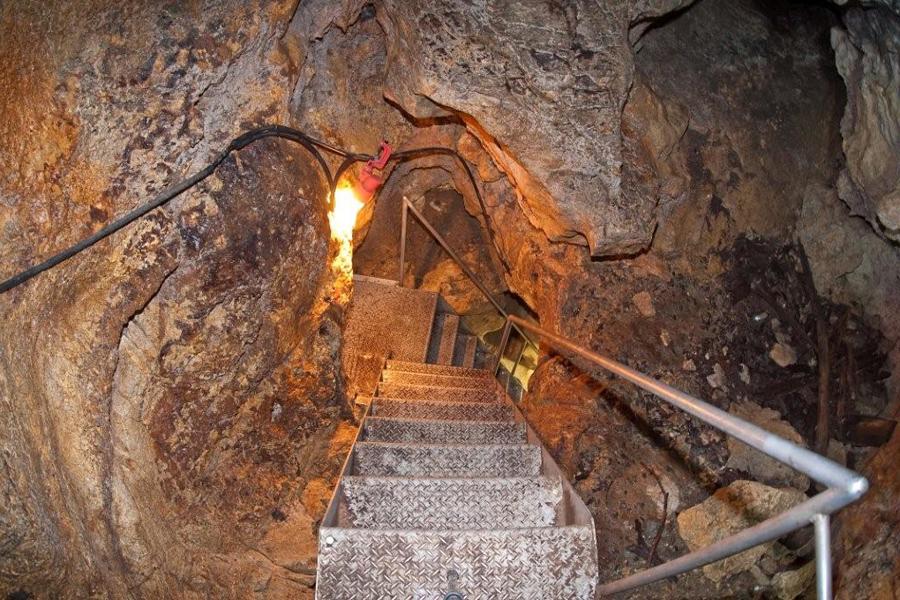 Limestone Cave