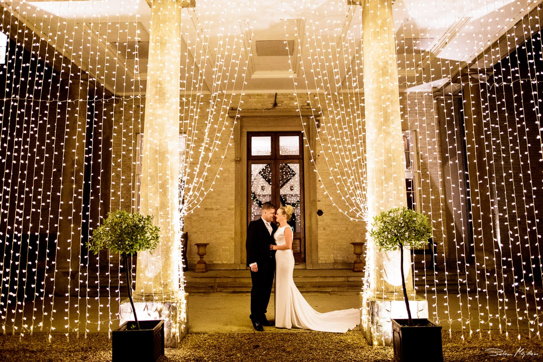 stubton hall wedding photo