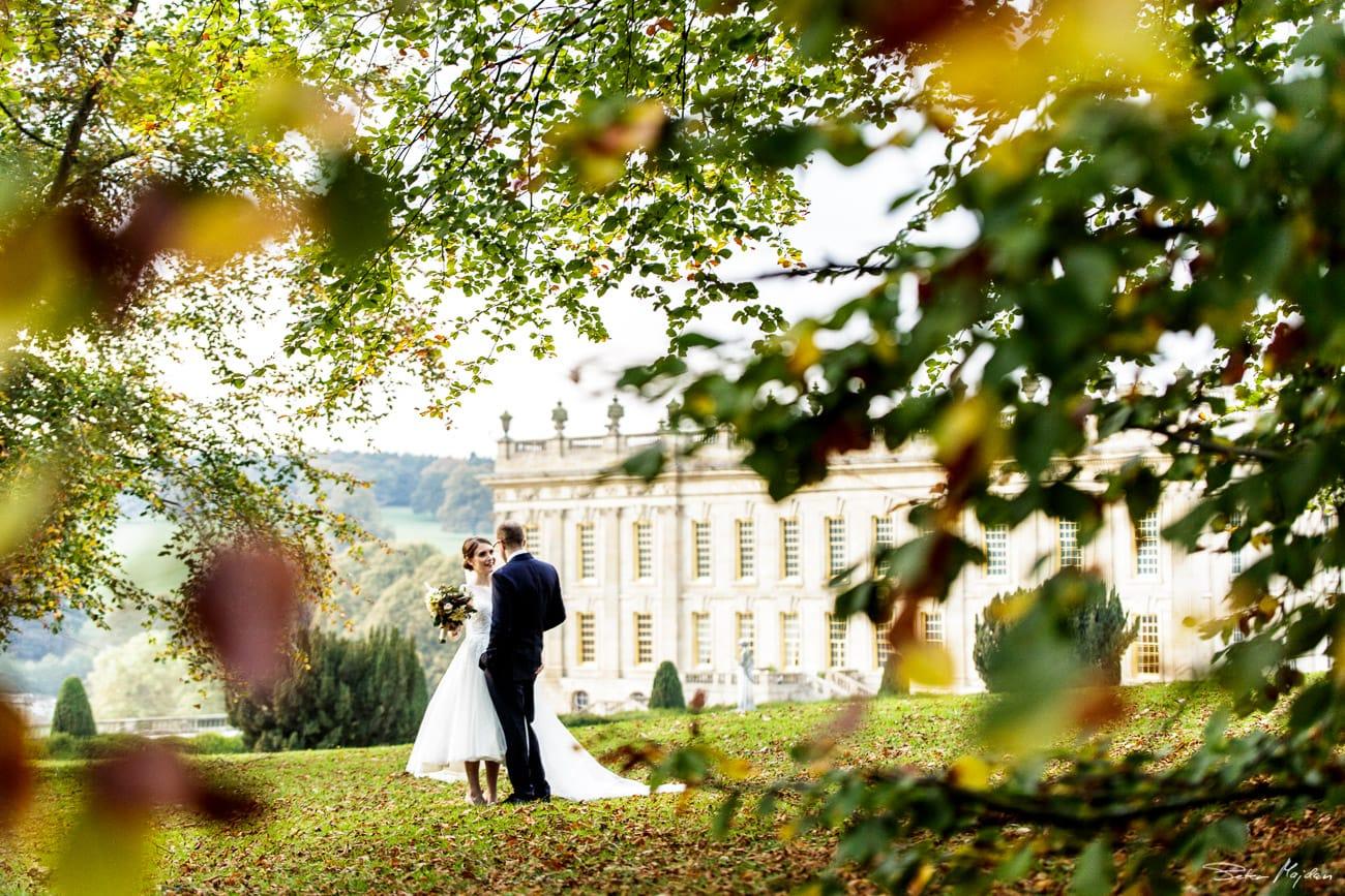 Chatsworth House wedding photography