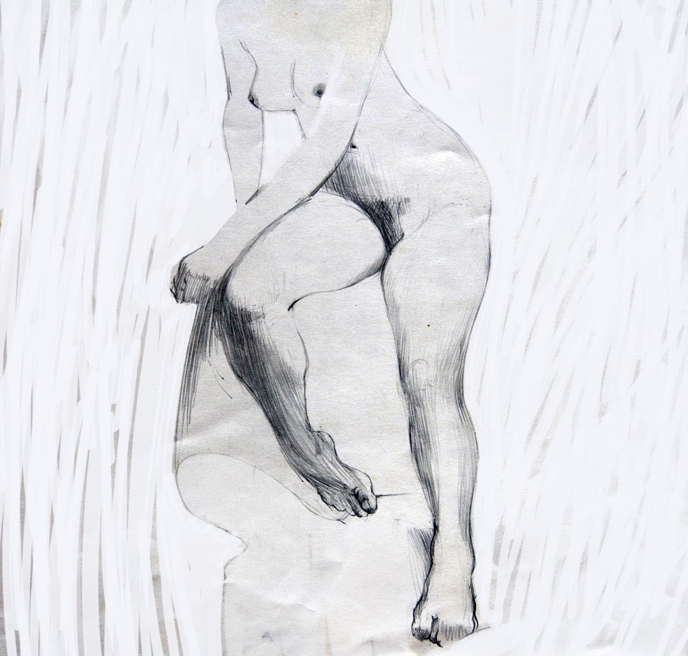 untitled life drawing