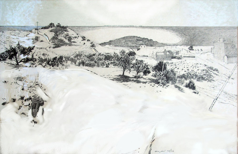 Buckland Hill to Indian Ocean Circa. 1975