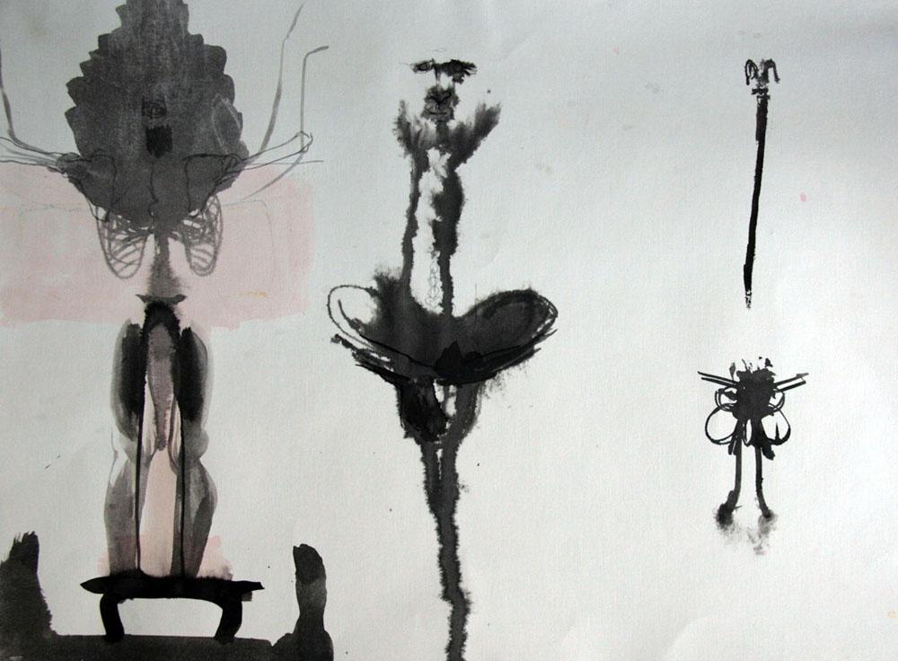 Ink Think x 3