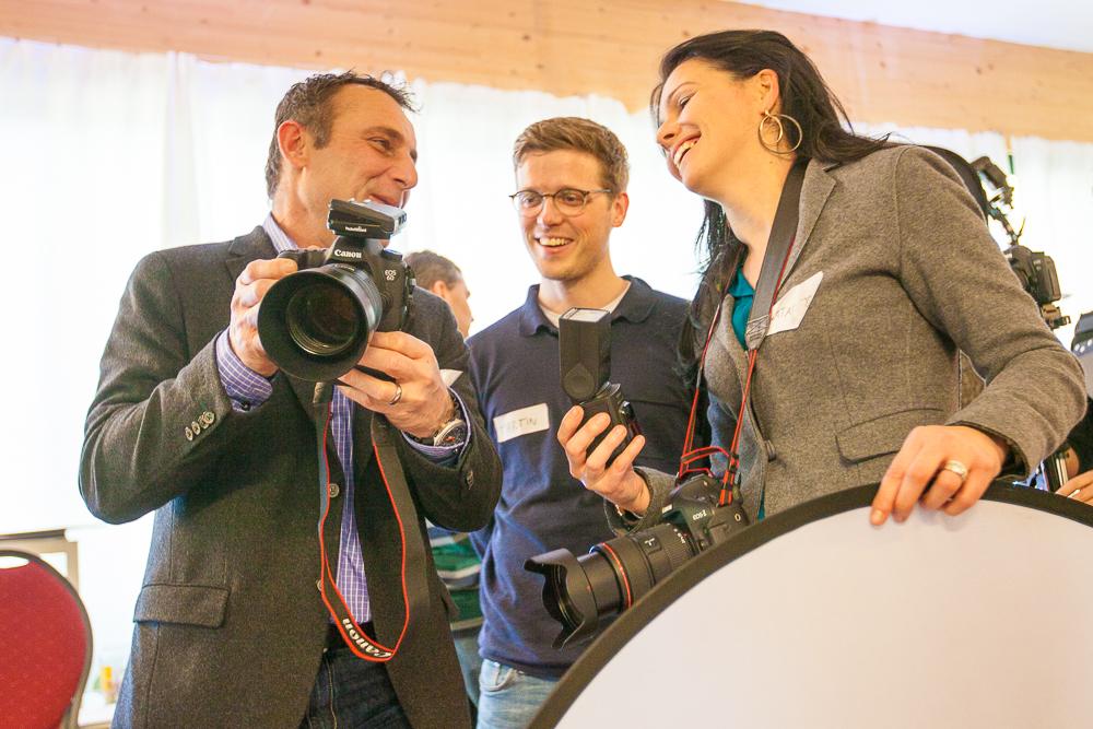 Fotoworkshop ADVANCED   Der Praxisworkshop für geübte (Hobby)Fotografen