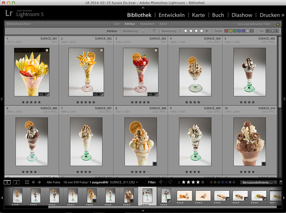 Workshop Adobe Lightroom EXPERT   für Fortgeschrittene