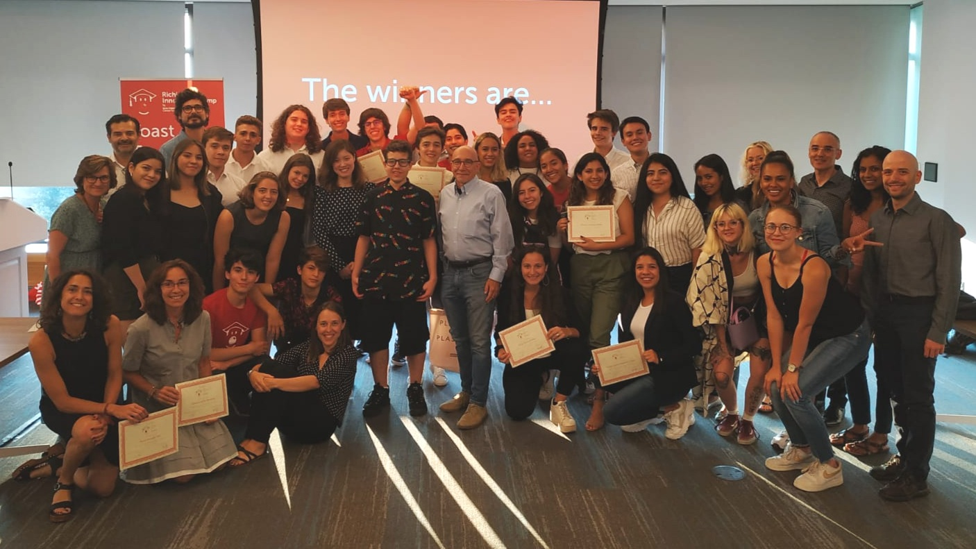 Last Picture: Innovators, Educators, Facilitators, Jury Panel, RIC team and last but not least, Richi's Family