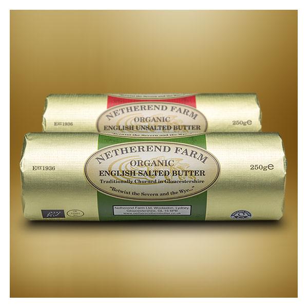 Organic Butter Rolls