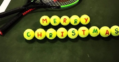 Merry Christmas TennisFIT'ers! 🎅🏼🎄⛄️See you back on court in 2019! 💥🎾 • • • #merrychristmas #tennis #newyear #newyearresolution #getfit #2019goal #sw19 #merton