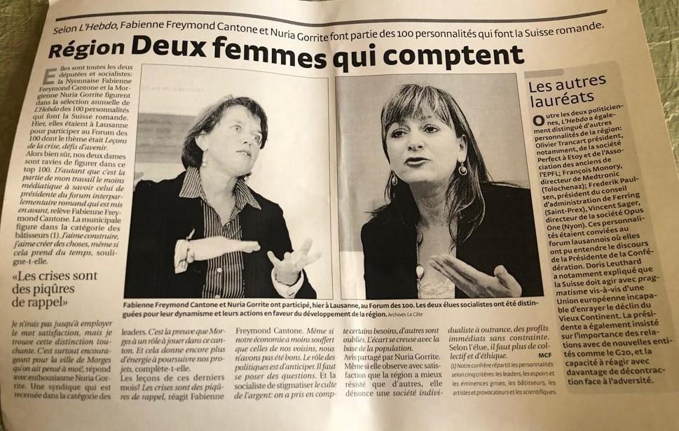 2010 L'Hebdo