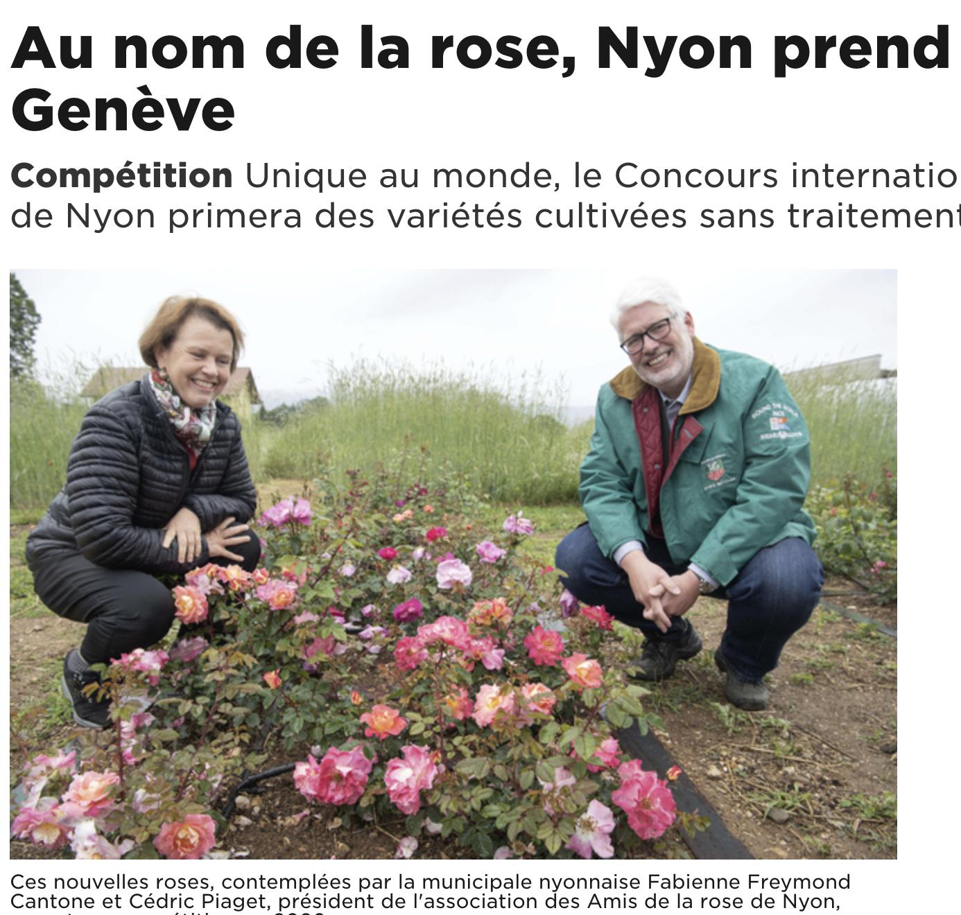 2019-05 24 Heures  - Au Nom de la Rose