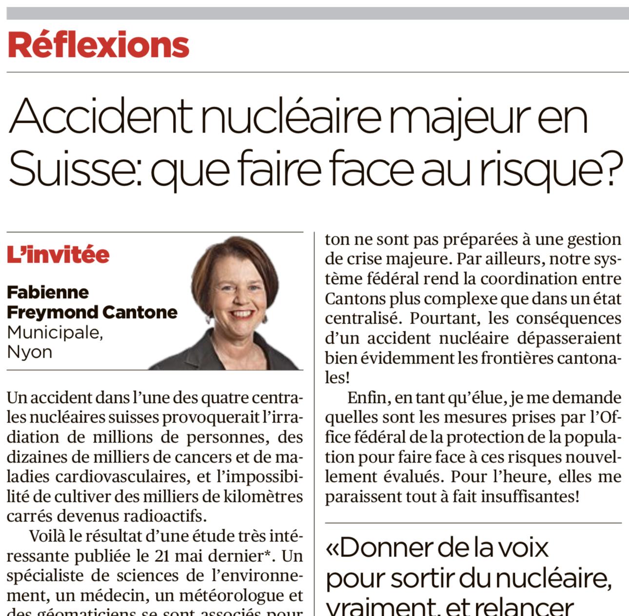 2019-07 24 Heures - Nucléaire