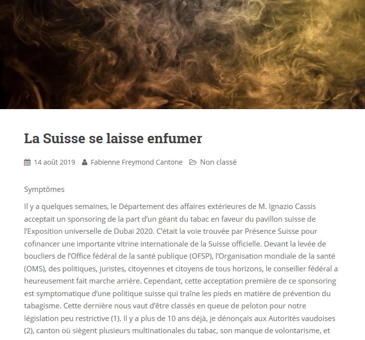 2019-08 - Blog Le Temps