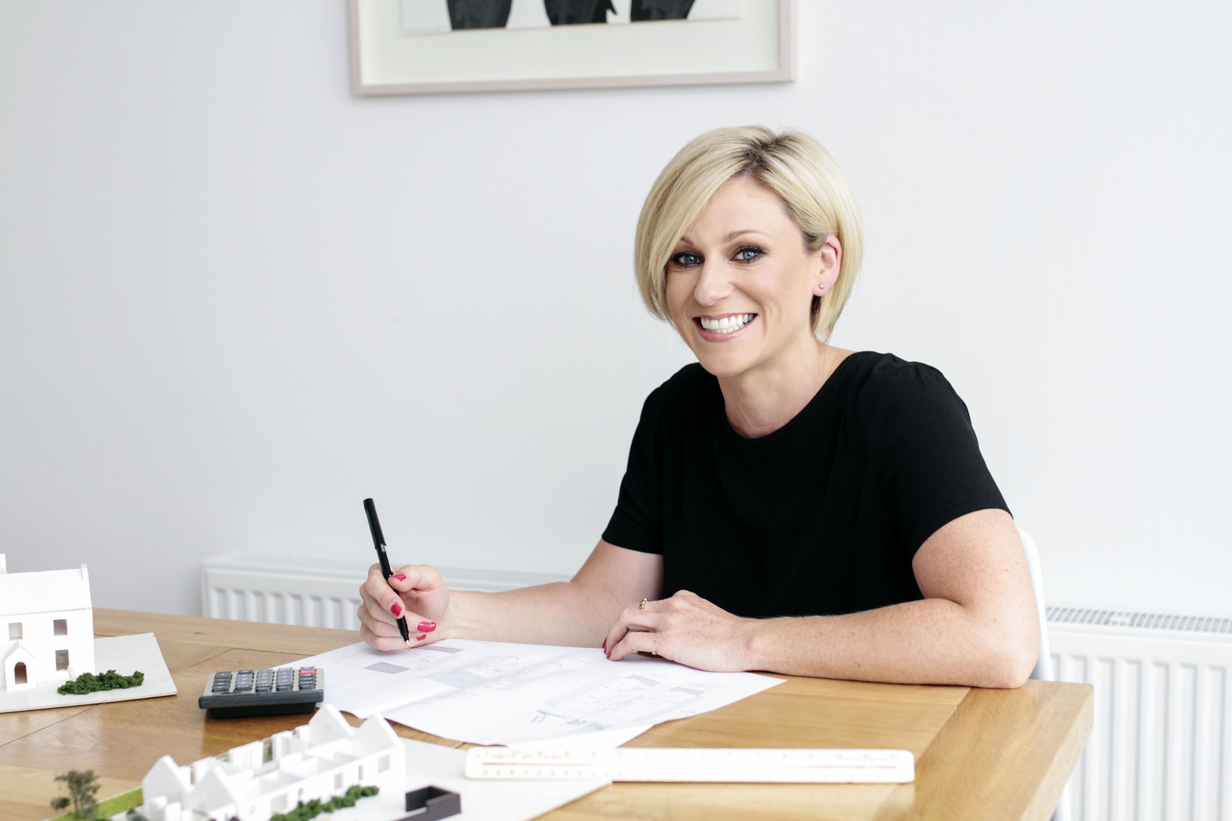 Lisa O'Brien Quantity Surveyor Room To Improve, Series 10