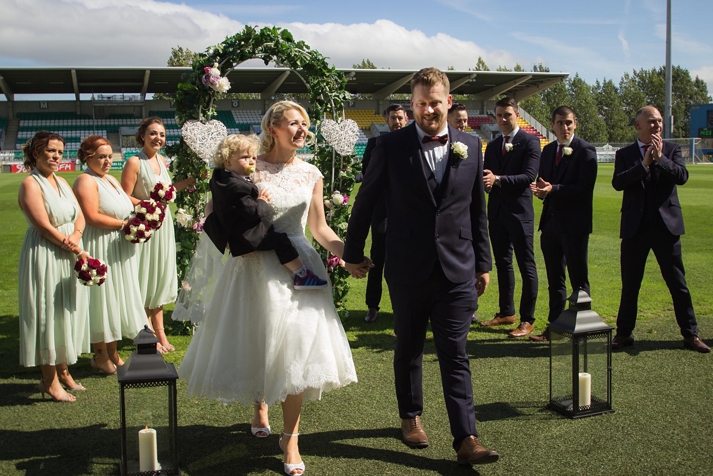 irish brides