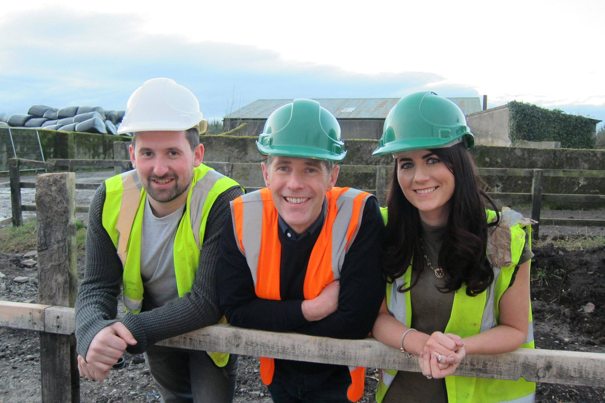 Dermot Celine & Dave Room To Improve RTE COCO Television