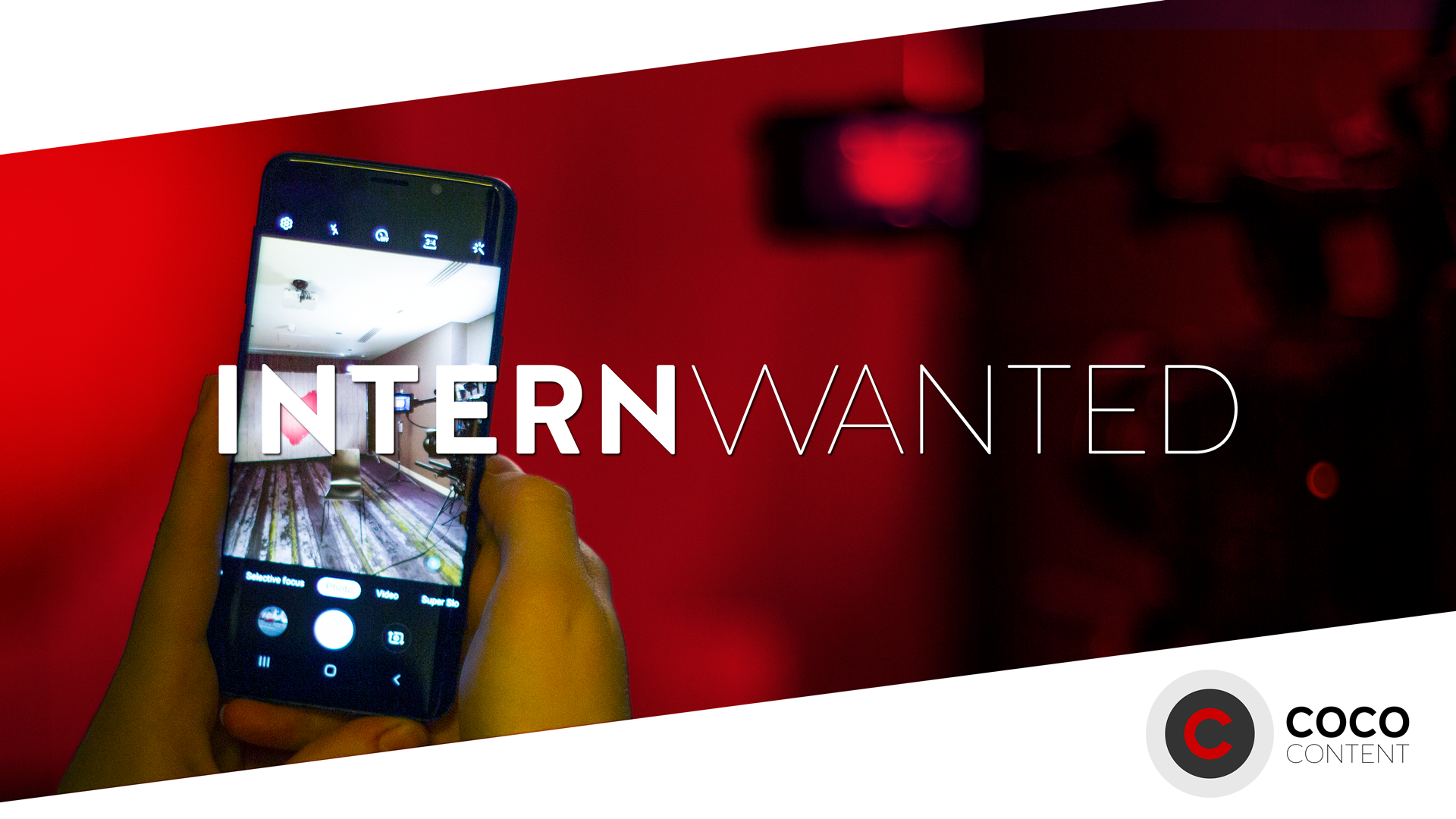 Intern Wanted – COCO Content