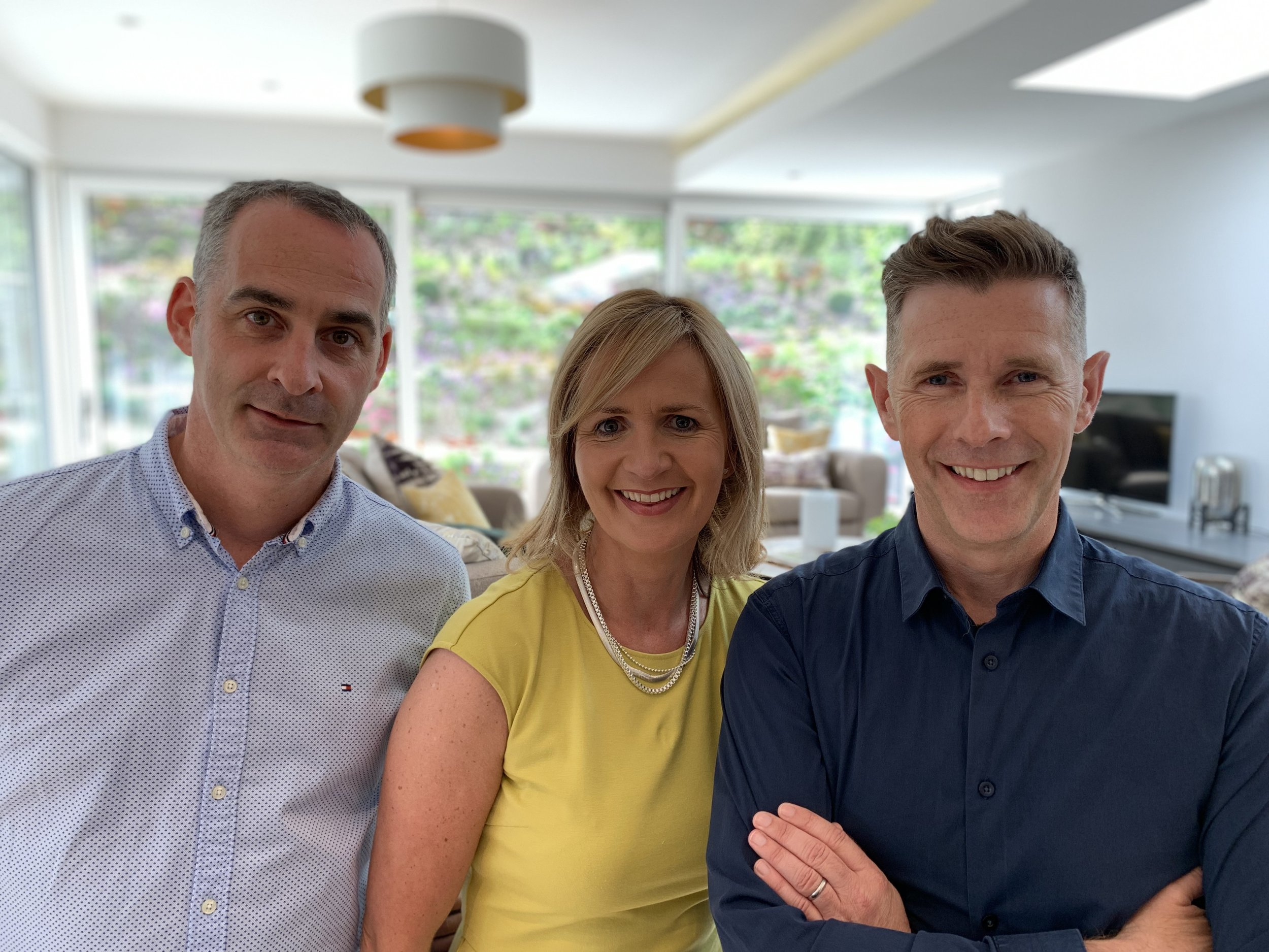 David, Nessa and Dermot – Room To Improve Series 12 Episode 1.jpeg