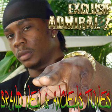 Admiral T - Brand New Et Anciens Tunes