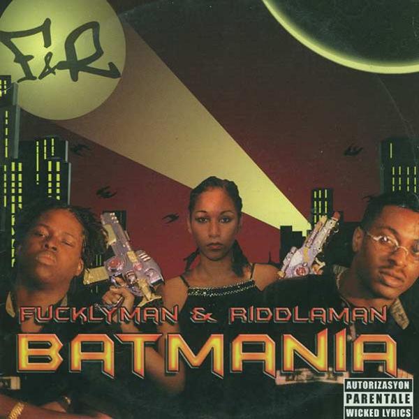 Fucklyman and Riddlaman - Batmania