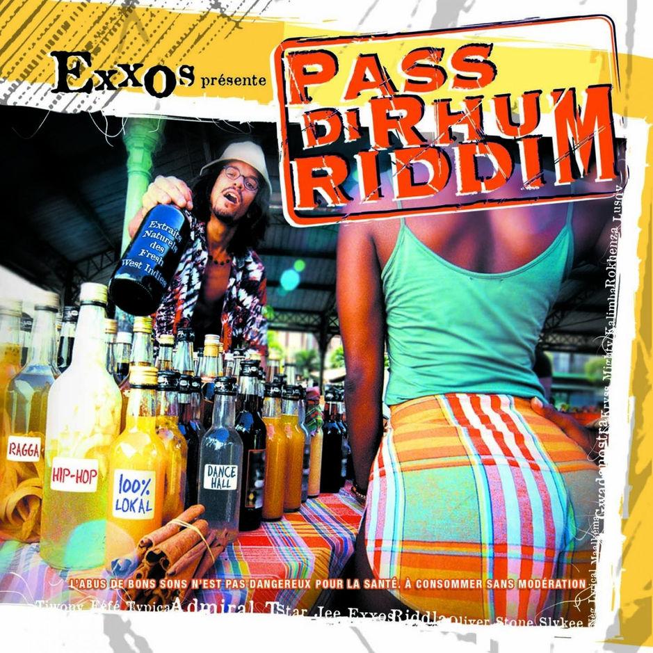 Exxos Présente Pass Di Rhum Riddim