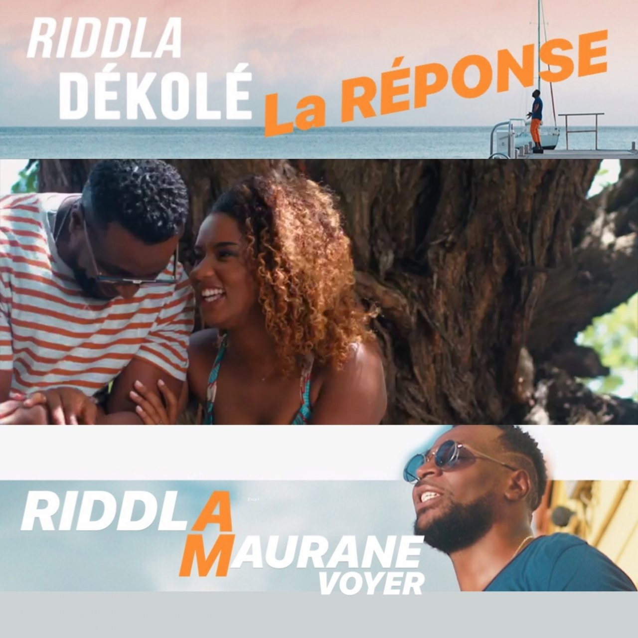 Riddla - Dékolé La Réponse (ft. Maurane Voyer)