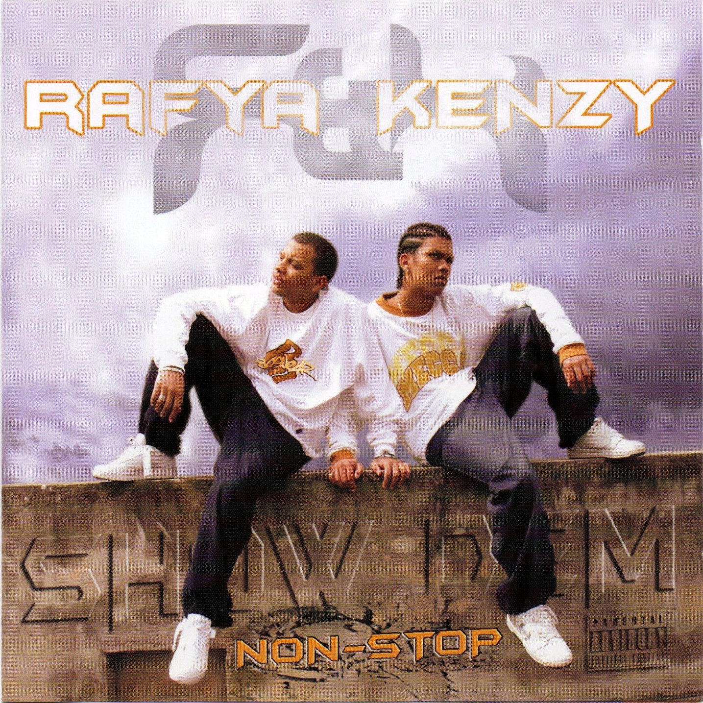 Kenzy and Rafya - Show Dem Non-Stop