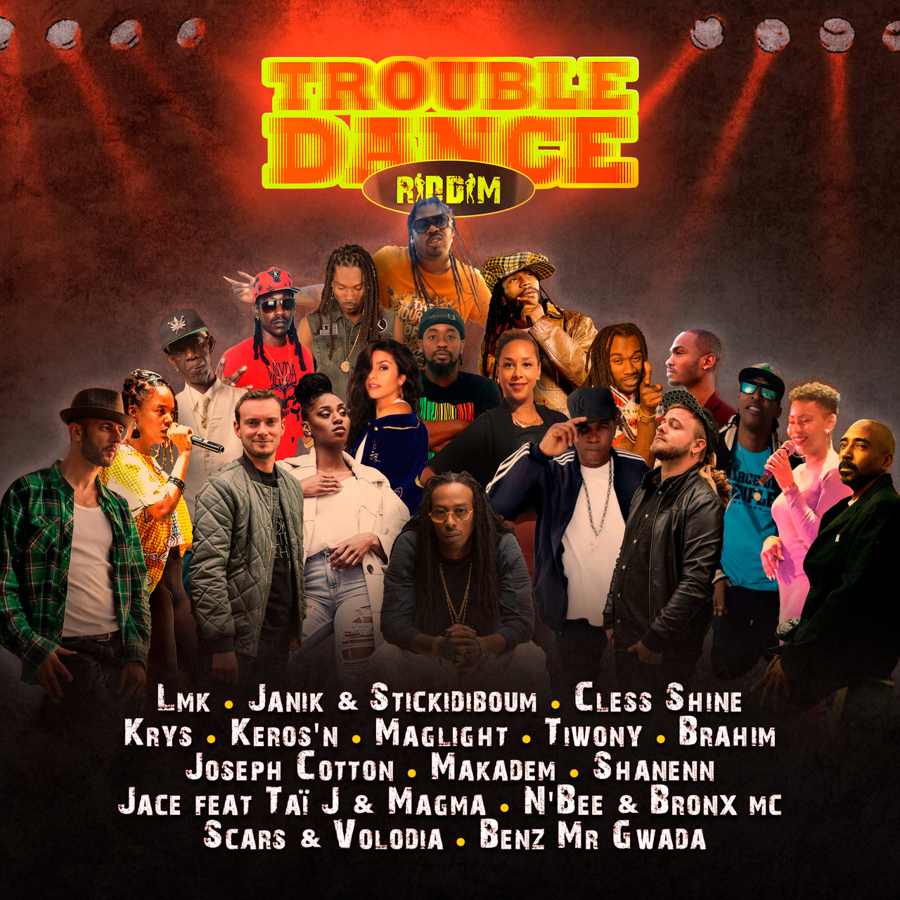 Trouble Dance Riddim