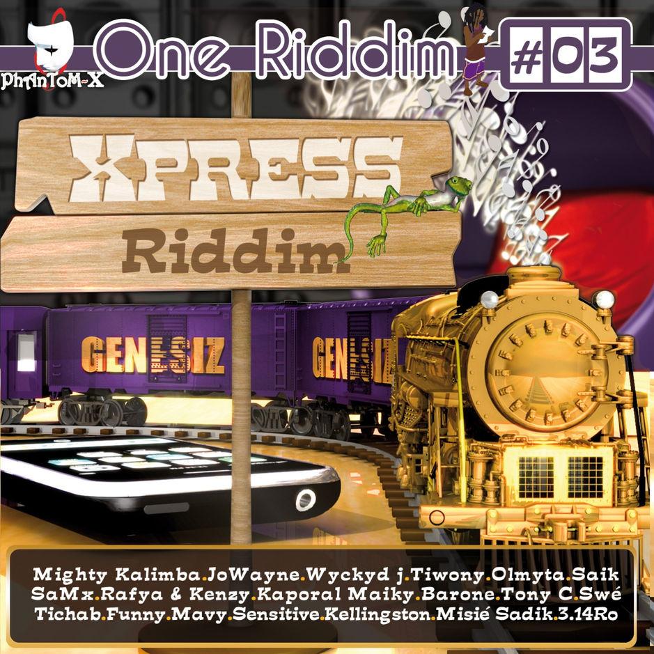 Genesiz One Riddim #03 - Xpress Riddim