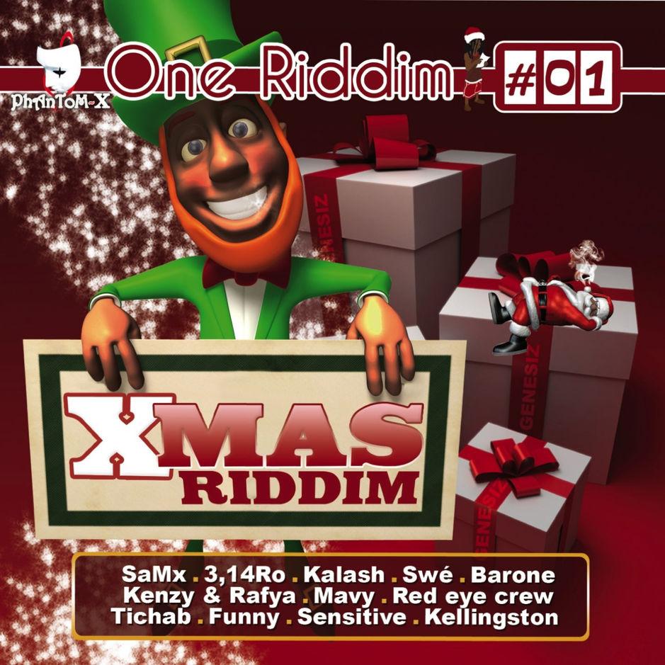 Genesiz One Riddim #01 - Xmas Riddim