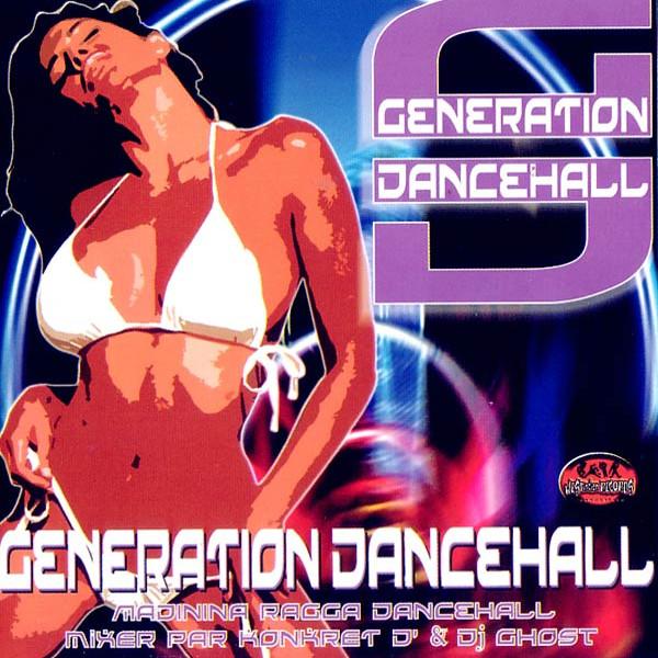 Génération Dancehall