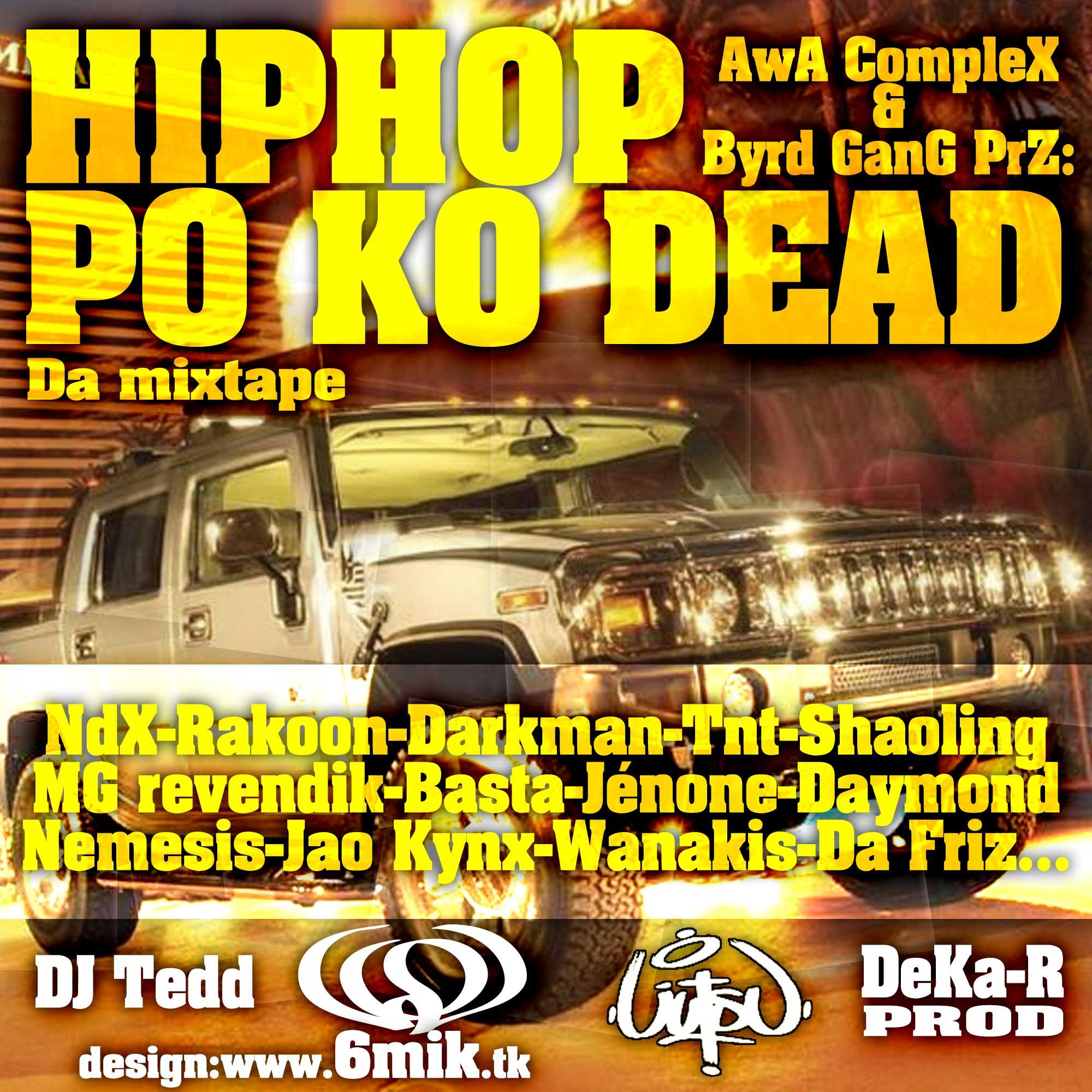 Hip Hop Poko Dead