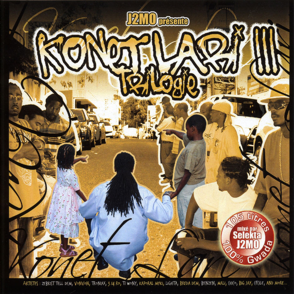 Konet La Ri 3 (Trilogie) (Maxi)