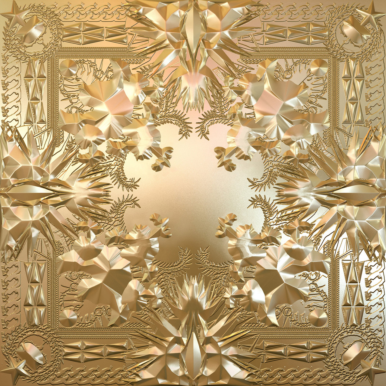 Jay-Z and Kanye West - Watch The Throne