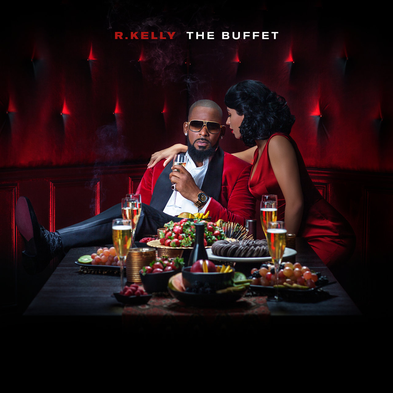 R. Kelly - The Buffet (Deluce Edition)