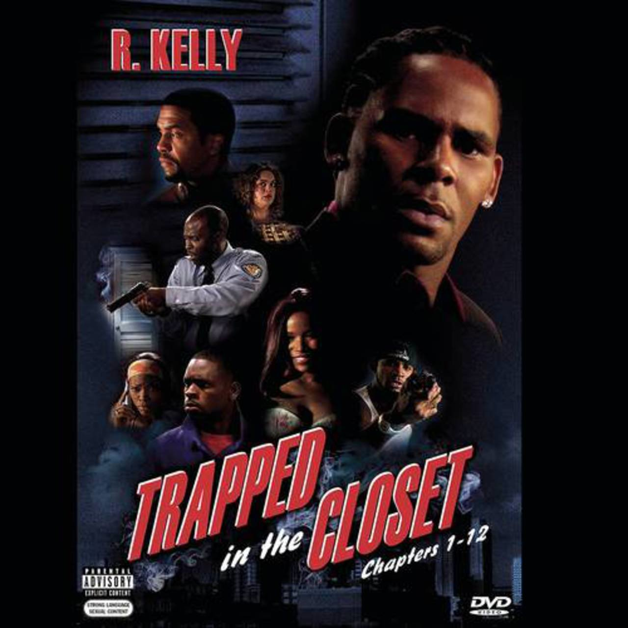R. Kelly - Trapped In The Closet (Chapters 1-12)