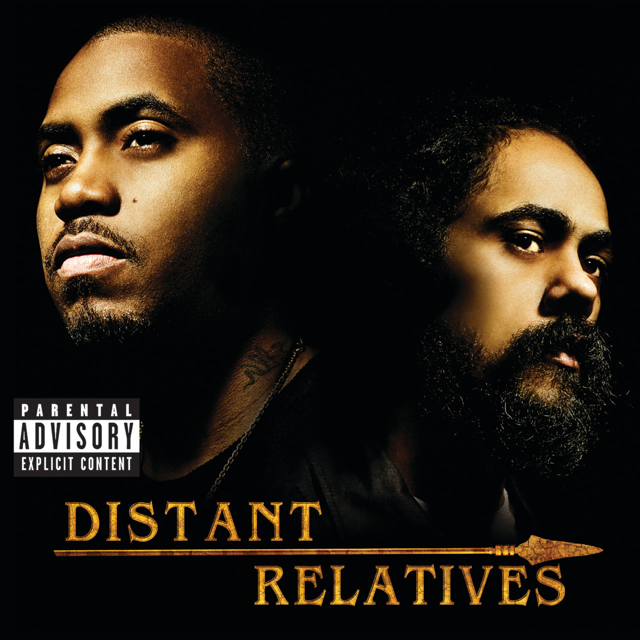 Nas and Damian Marley - Distant Relatives