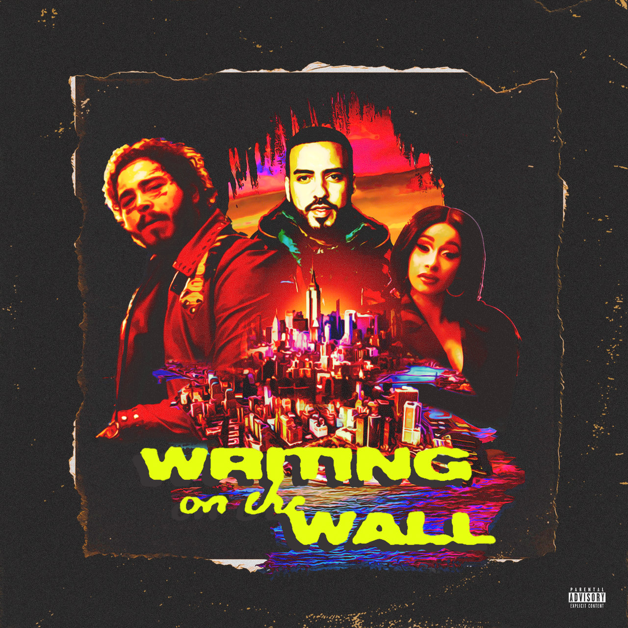 French Montana - Writing On The Wall (ft. Post Malone, Cardi B and Rvssian)