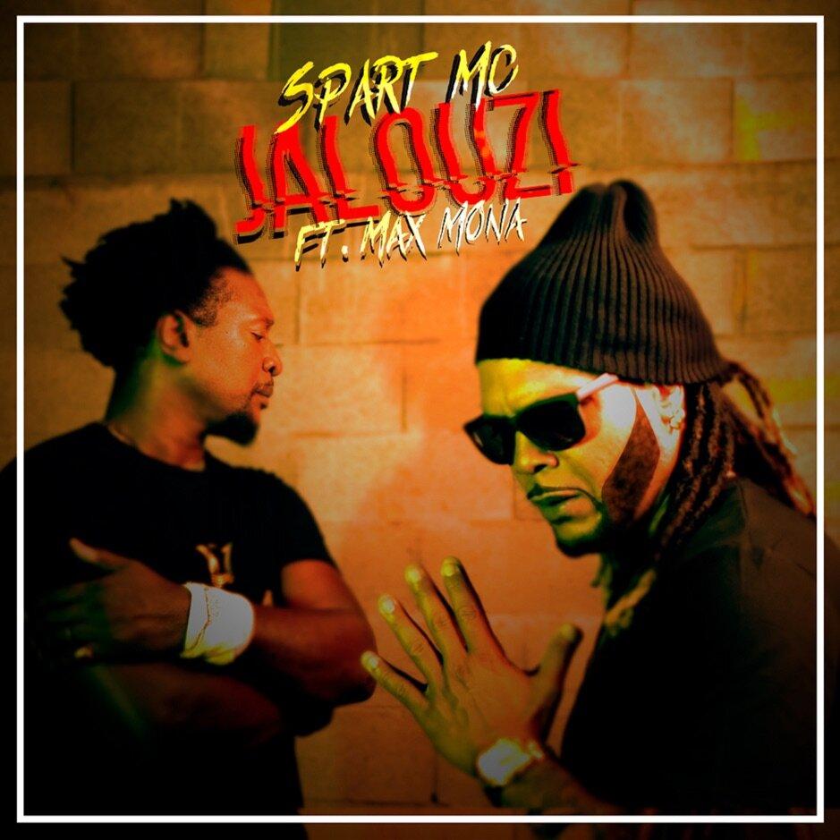 Spart MC - Jalouzi (ft. Max Mona)