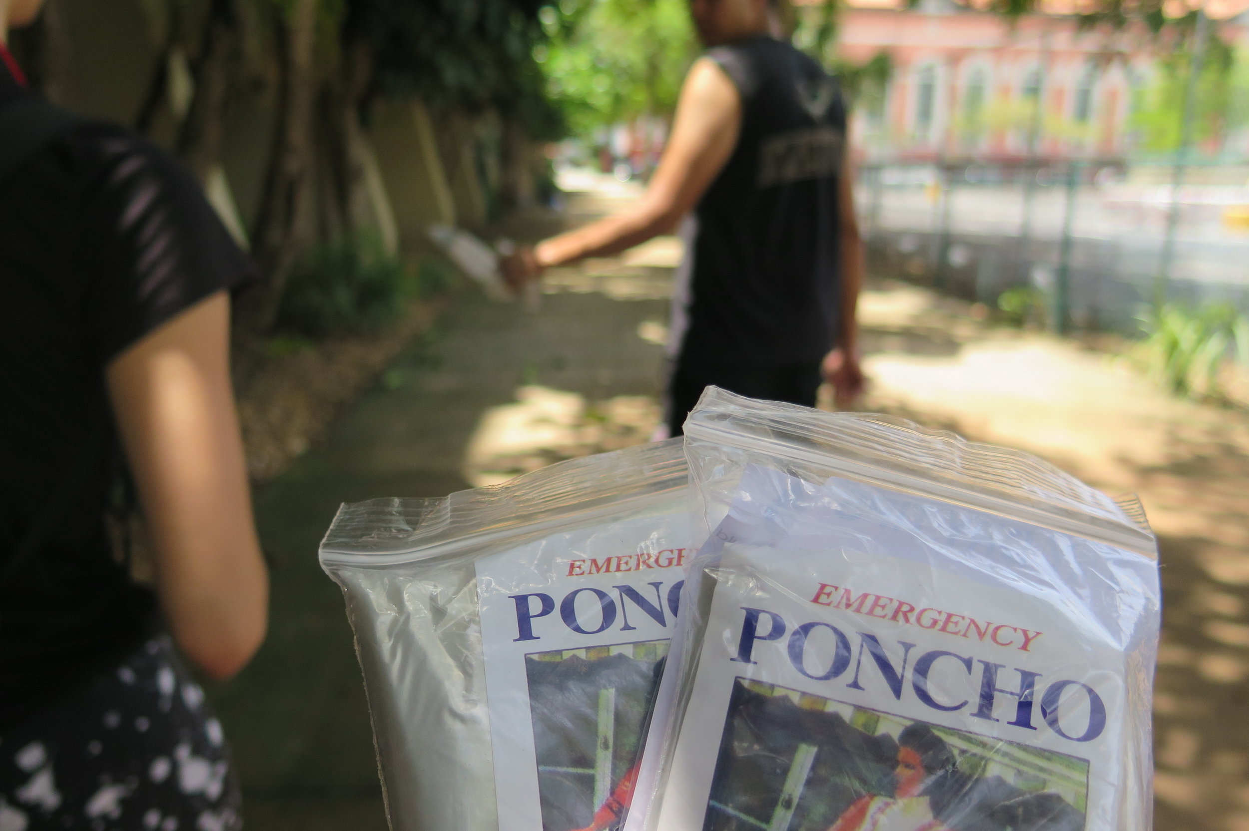 THE PONCHO PROJECT -