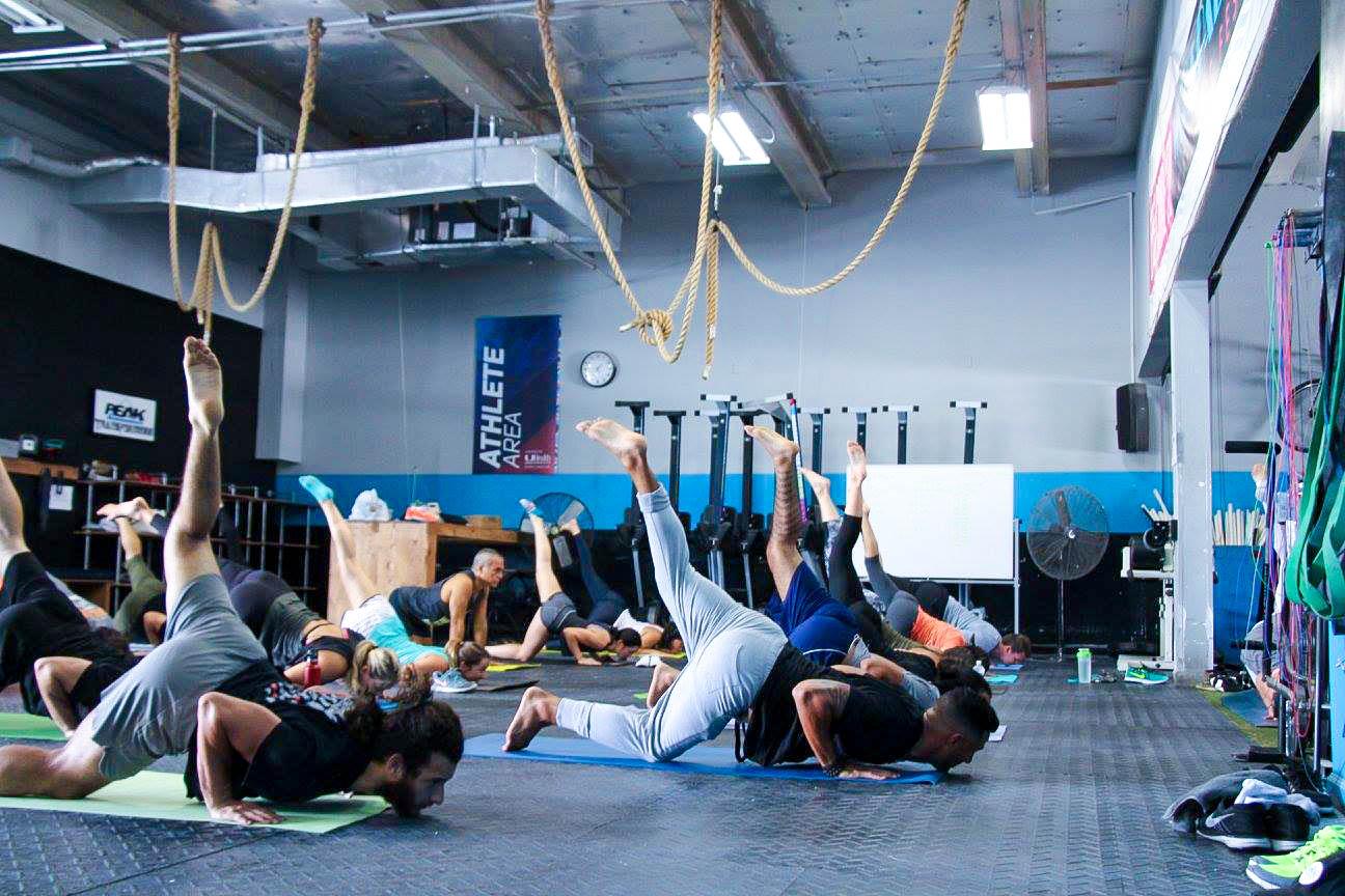 Yoga @ peak360 -