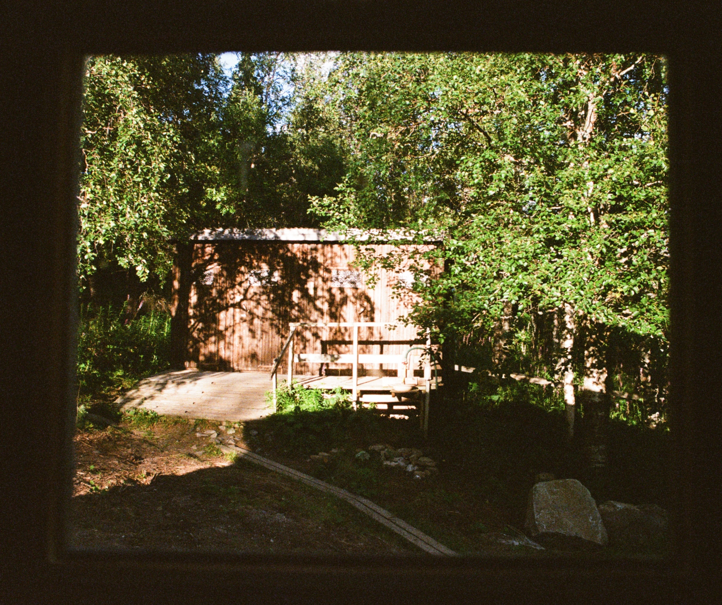 35mm color photograph, 2014