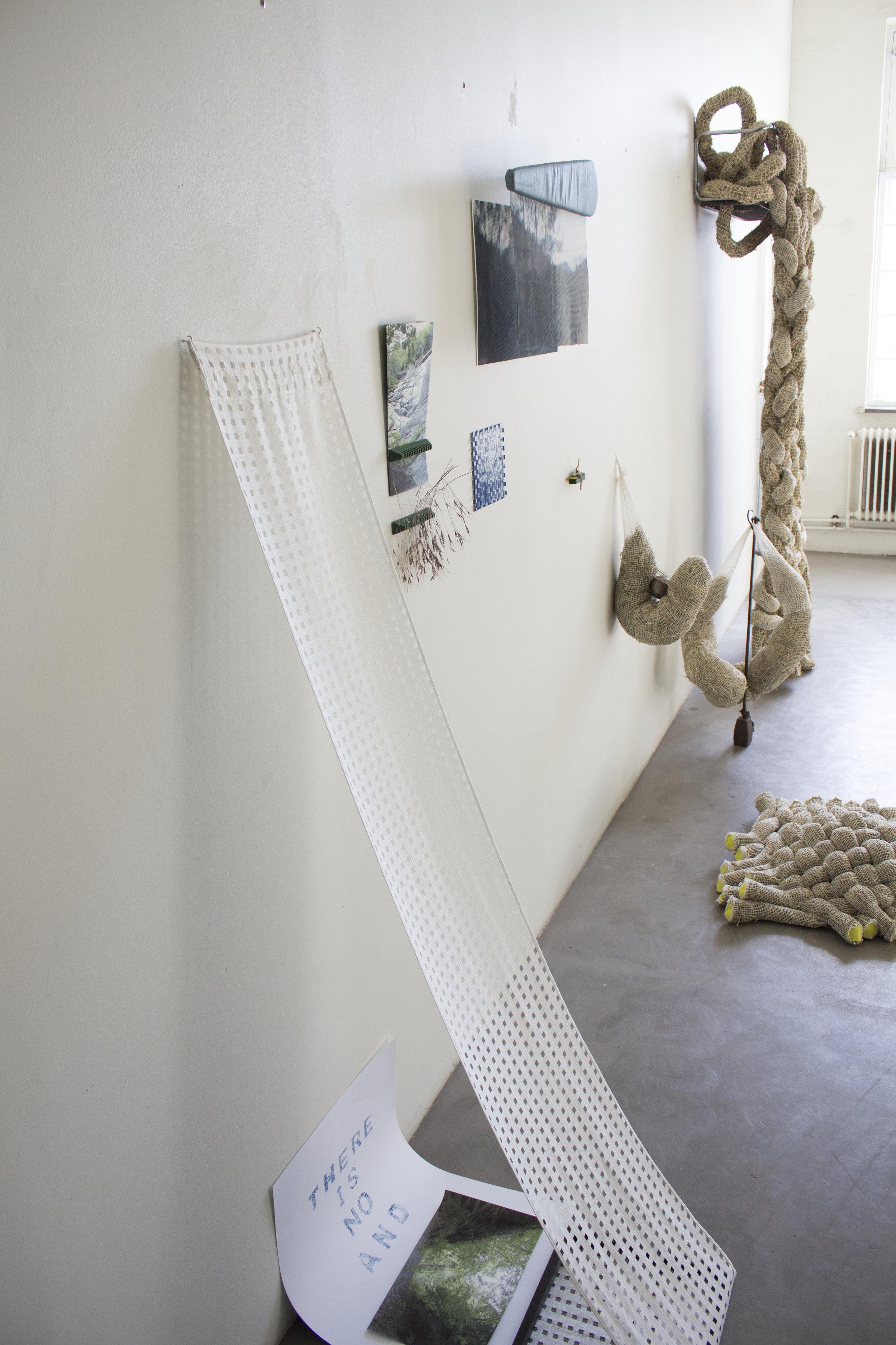 installation shot,Konstnärernas Kollektiva Grafikverkstad, Malmö  July 2017