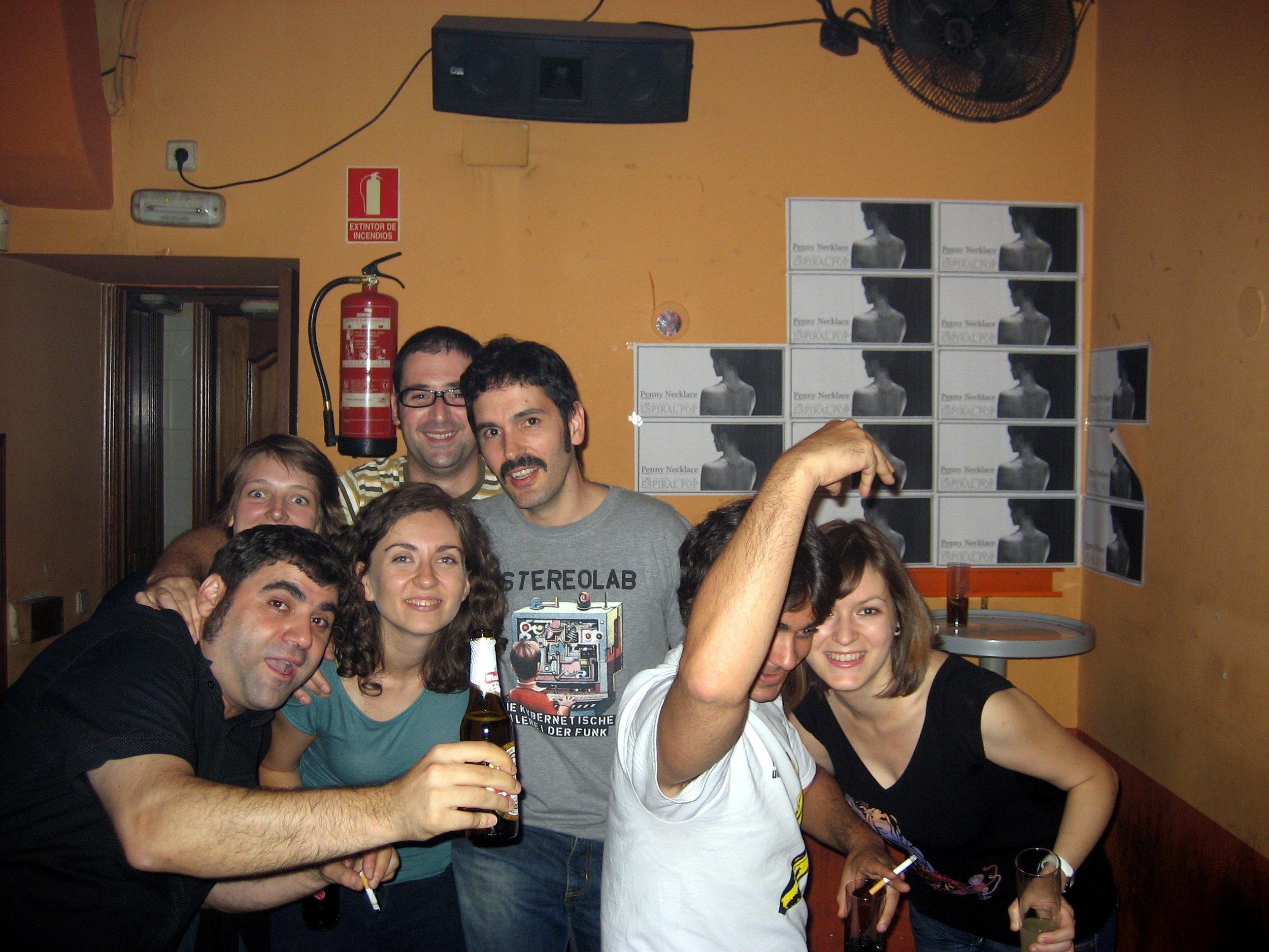 OEX Djs Espiral Pop 2009