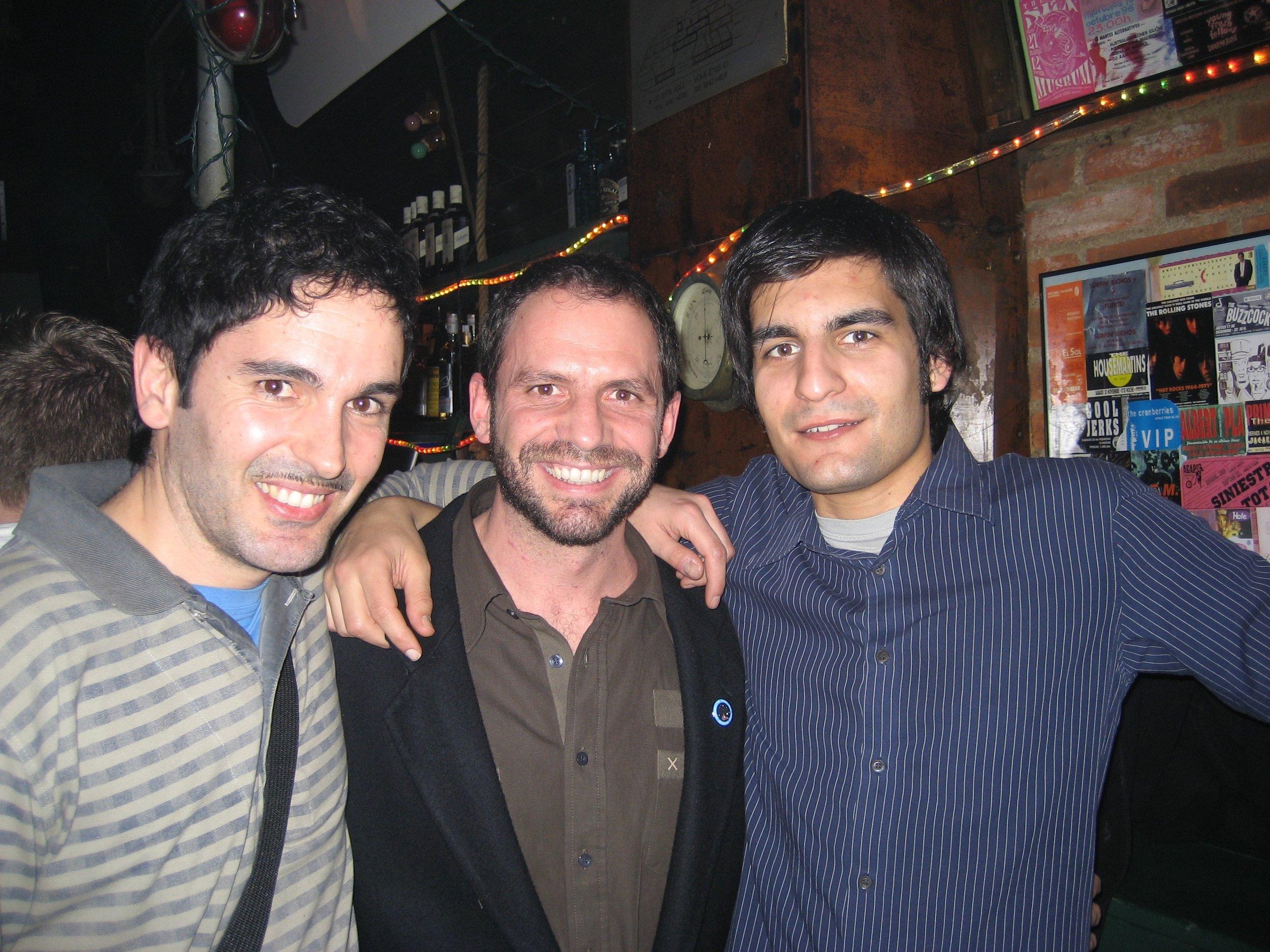 Miguel y Sergio
