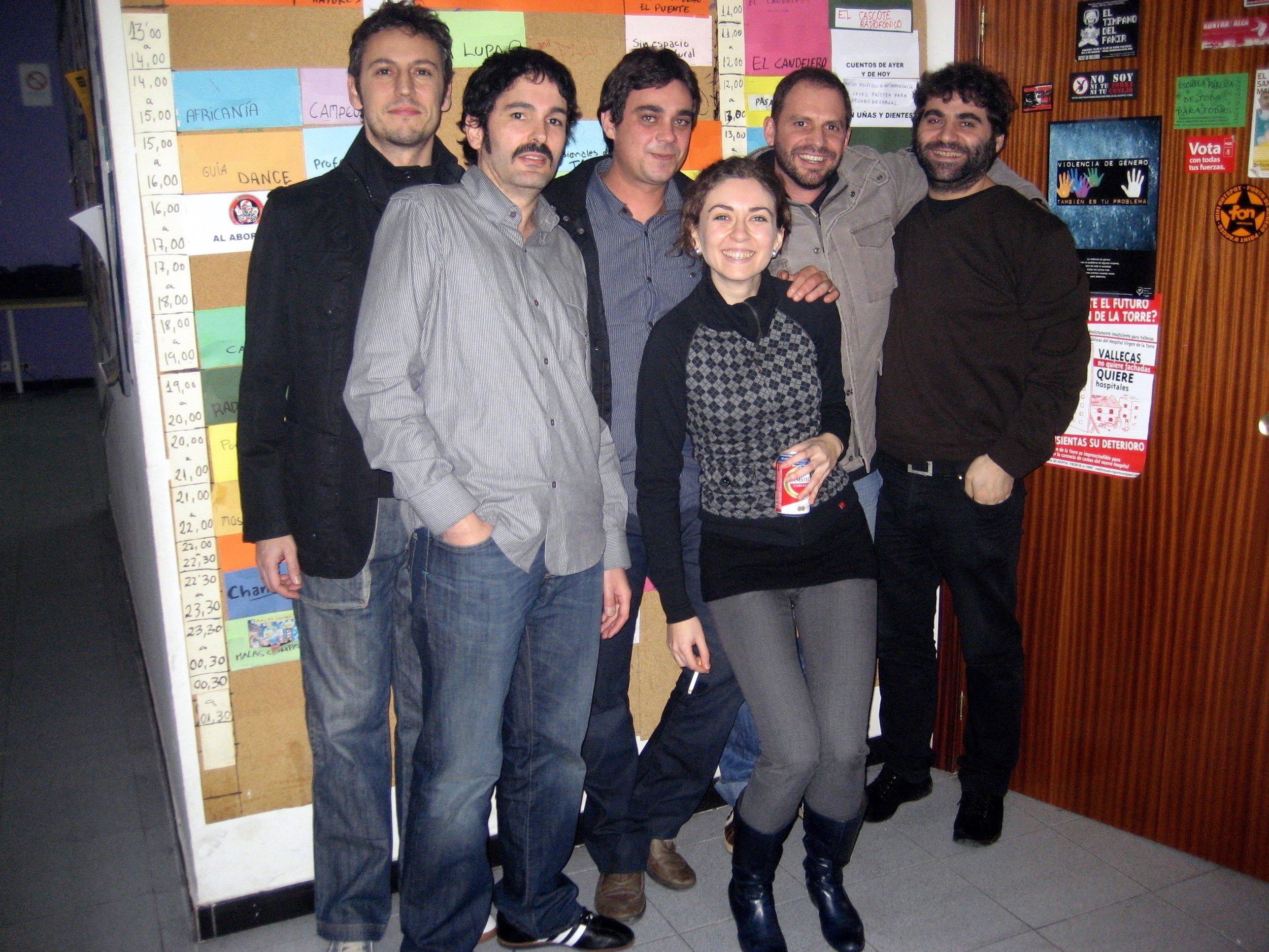 Oyentes 2009