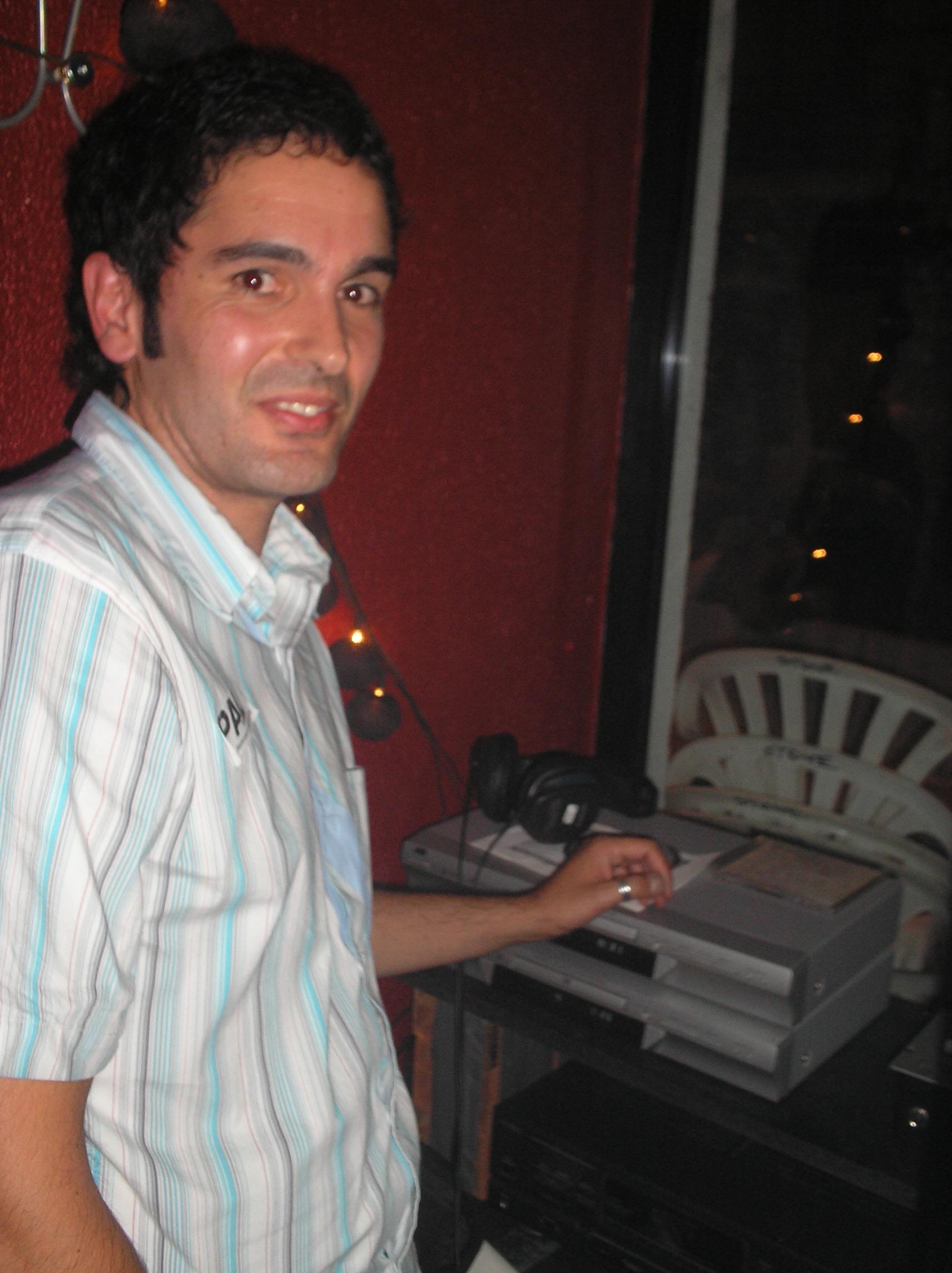 Stone Bar 2005
